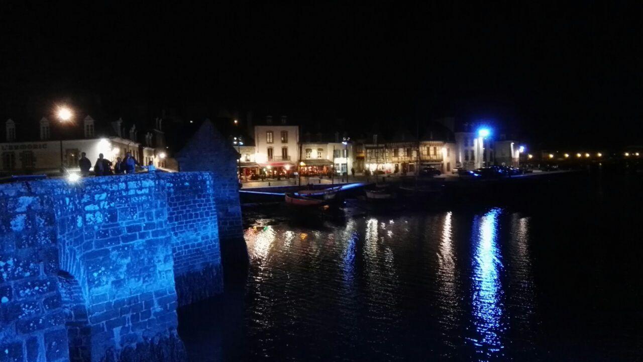 Et le soir , St Goustan