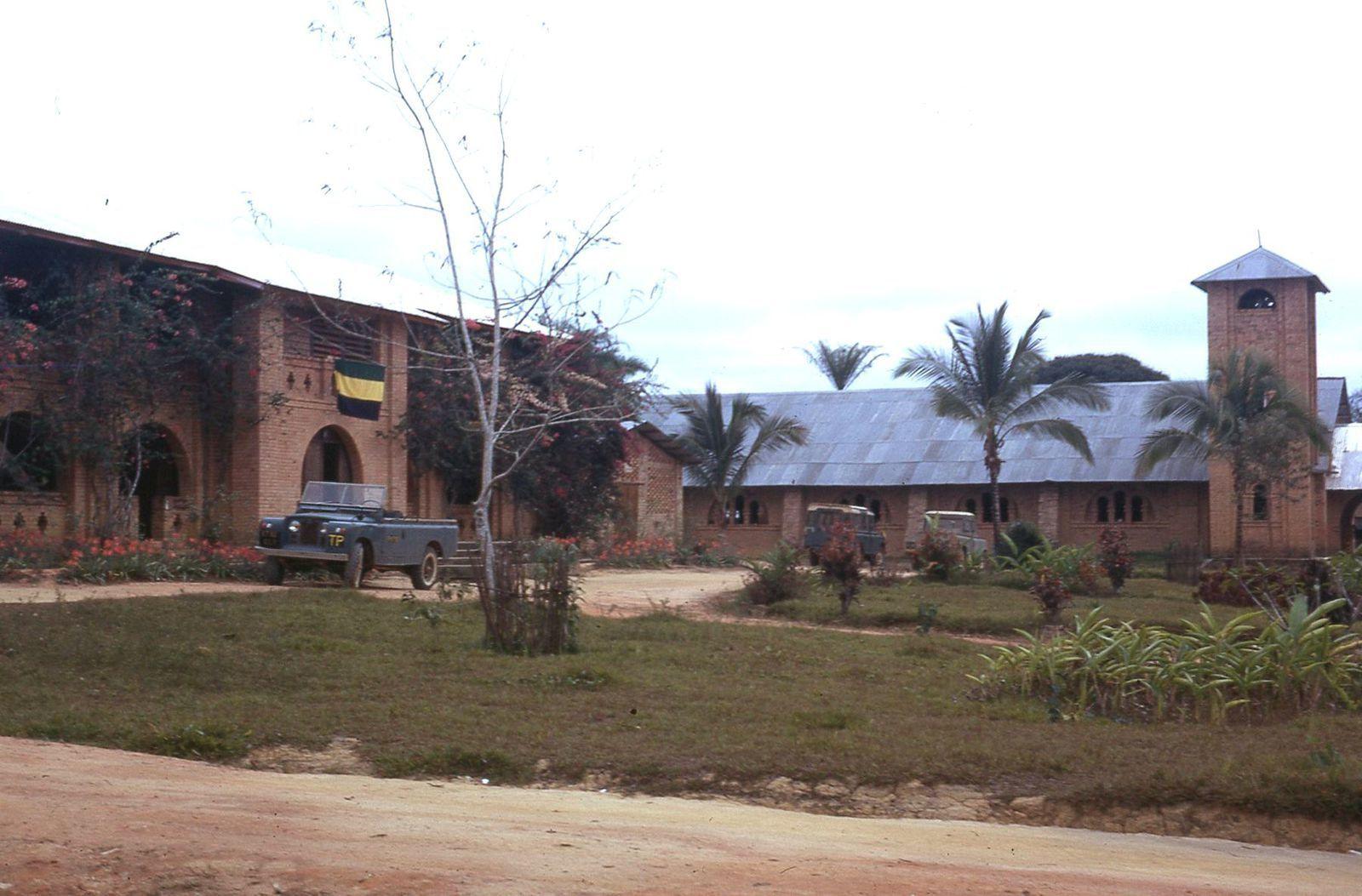 Mission de Koulamoutou