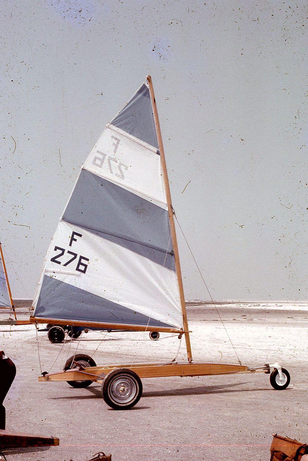 Char prévu aujourd'hui, mais temps pourri , alors photo 1970