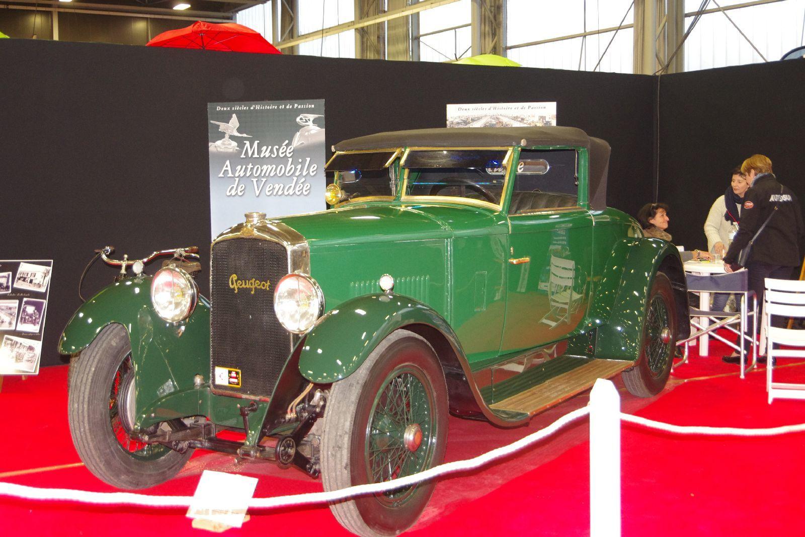 Historic Auto à Nantes ce week end