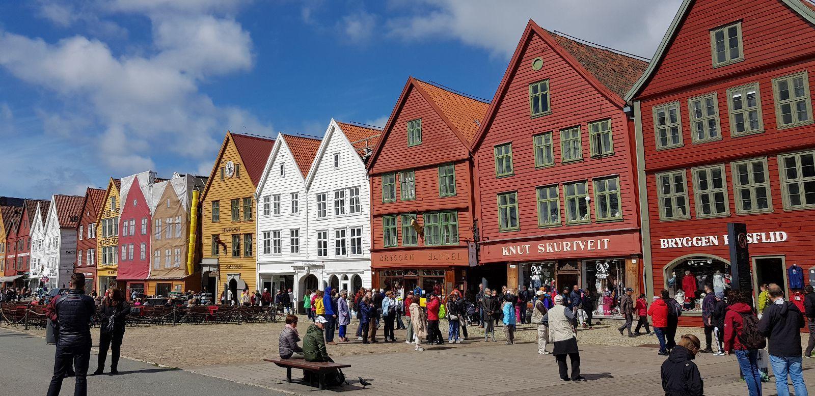 22 juin 2018 : Bergen