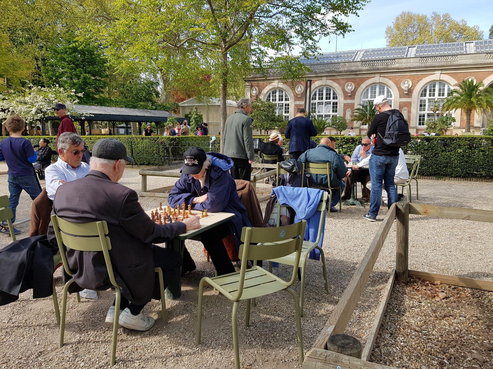 Les joueurs d'échecs du Luxembourg mu