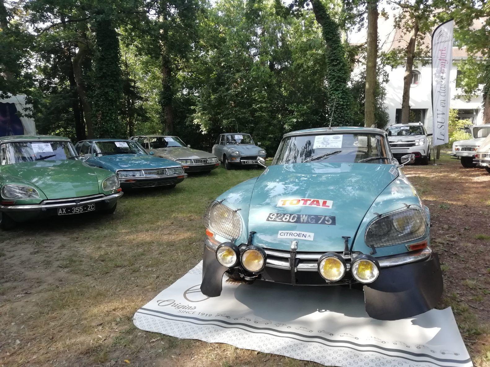 Historic Auto : Petit port Nantes