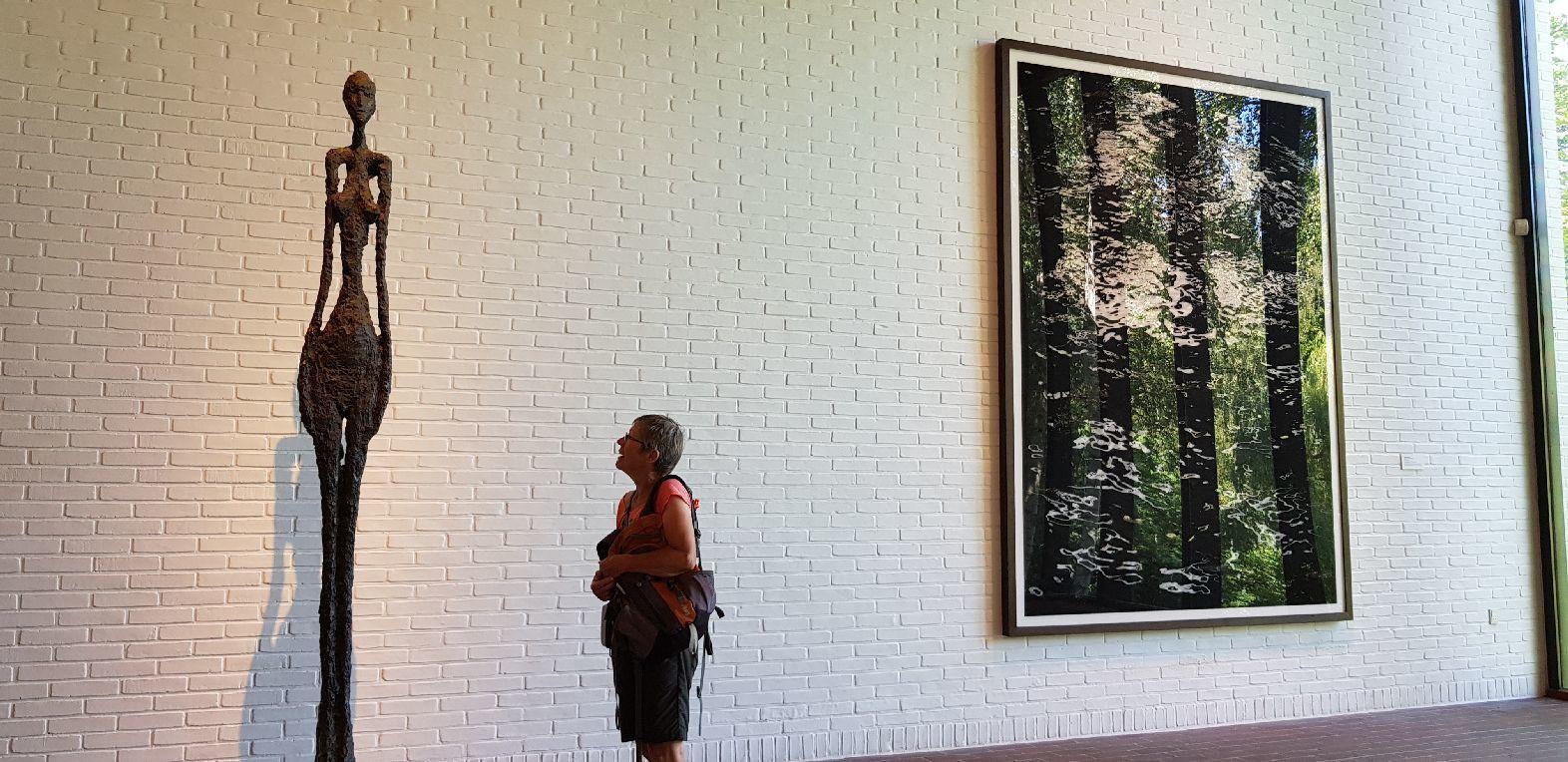 De grands Giacometti !