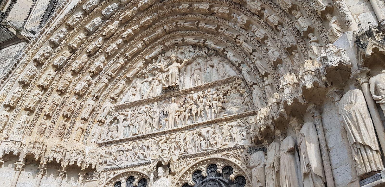 Et aussi de la  très belle cathédrale