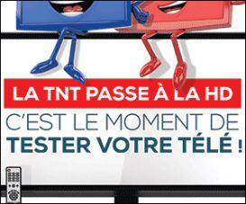 INFO conso : La TNT passe à la Haute Définition - le 5 avril