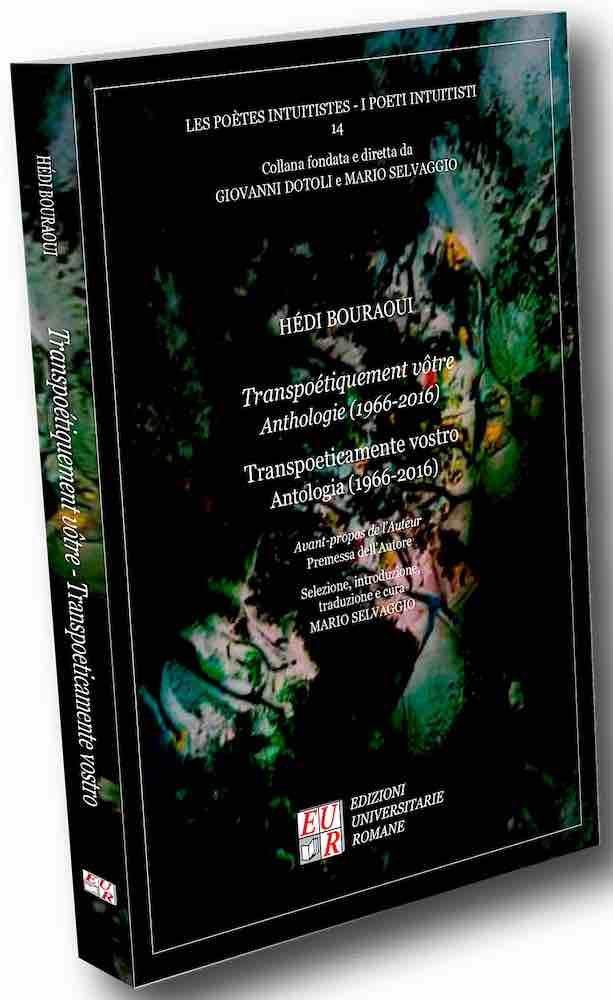 Hédi Bouraoui, collection Transpoétiquement vôtre – Recueil