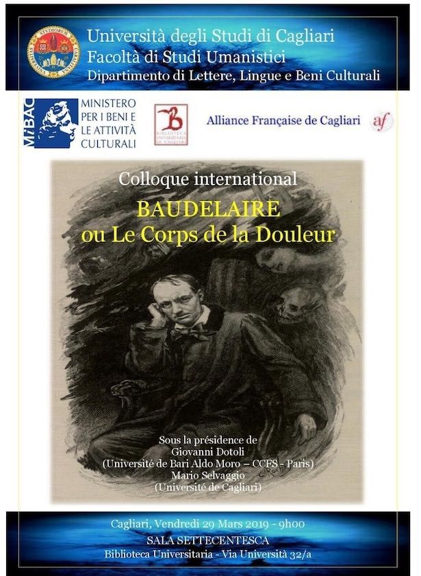 Colloque international Baudelaire organisé en Italie - Mario Selvaggio