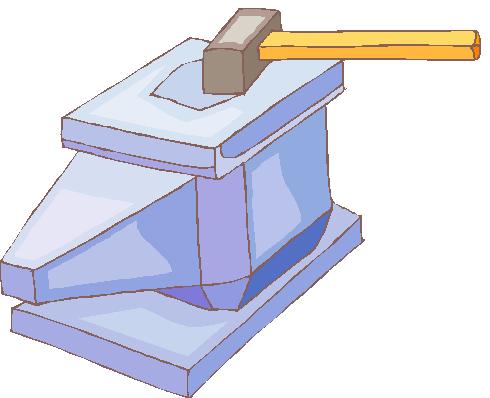 un marteau