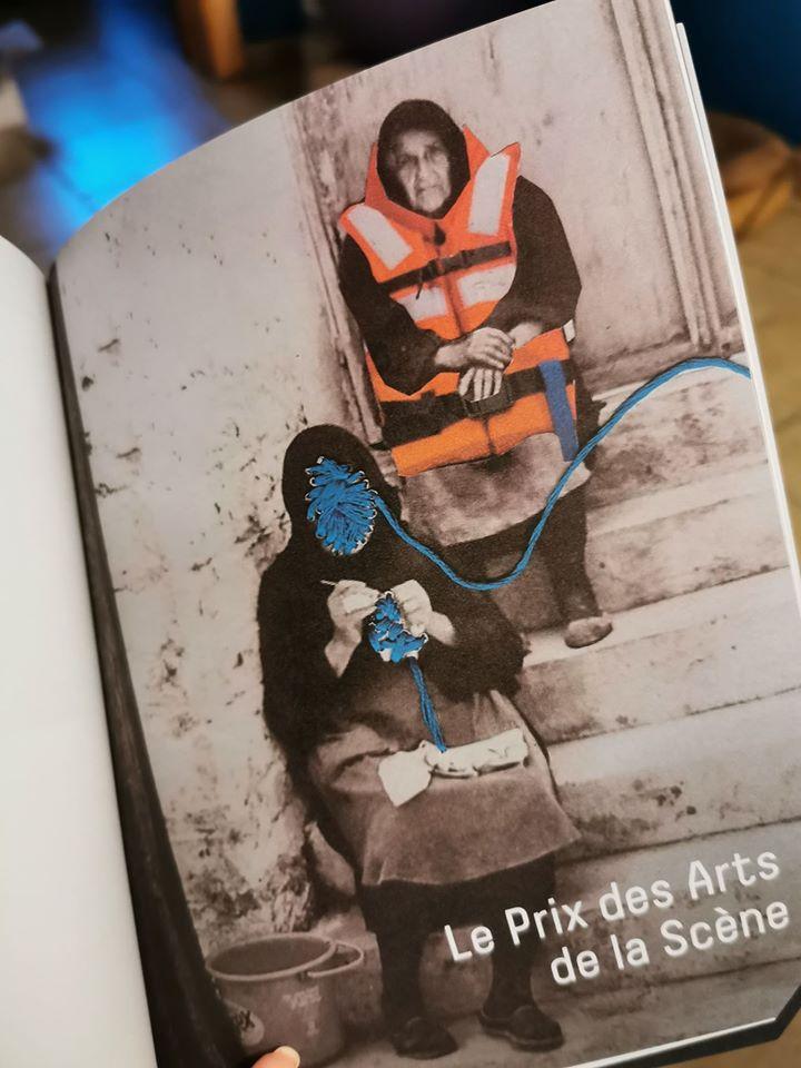 Le Prix des Arts de la Scène de la Province du Hainaut