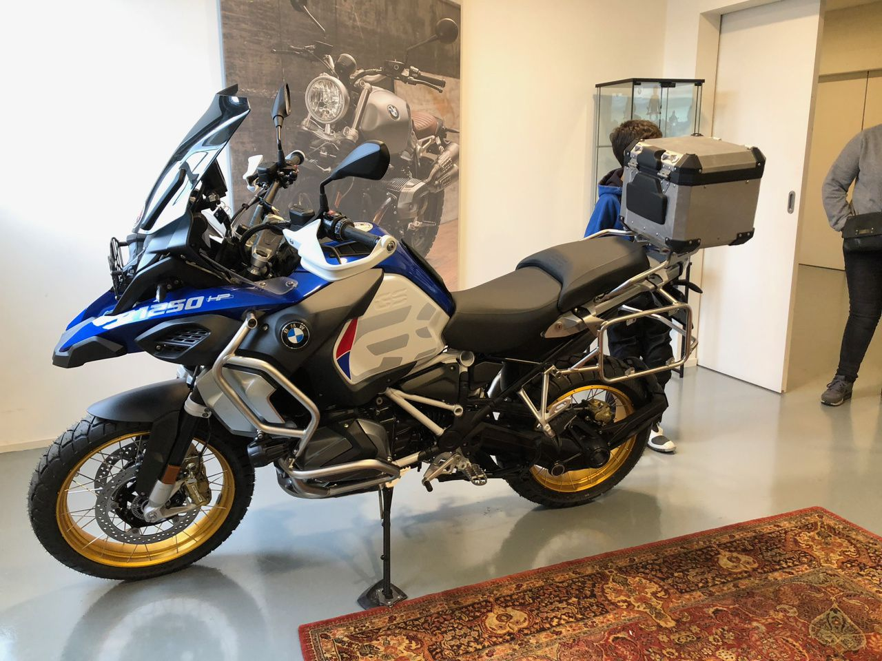 Nouvelle BMW GS 1250 Adventure