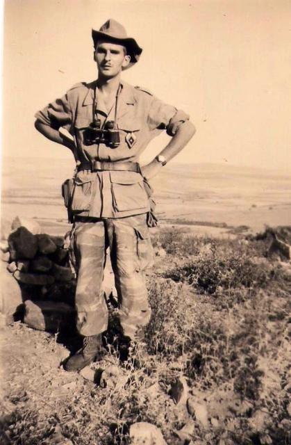 j'avais 20 ans comme plus de deux millions de jeunes qui ont fait cette fameuse guerre d'Algérie.