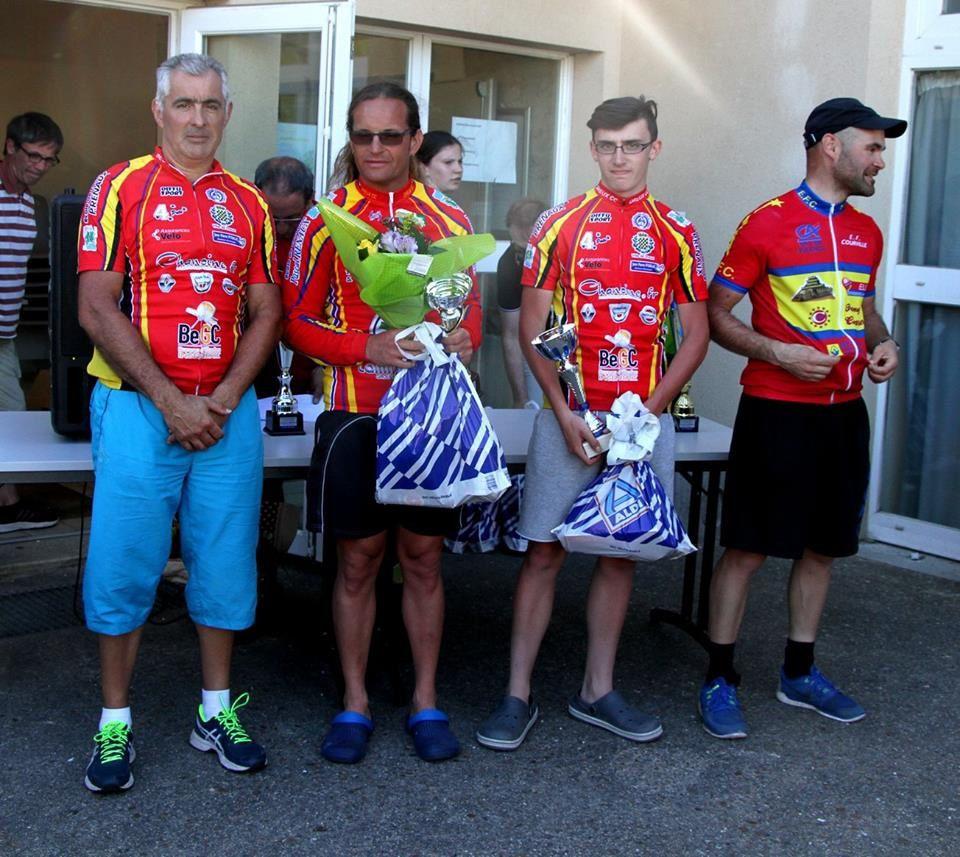 Album photos des courses ufolep de la varenne ferron avec for La varenne chartres