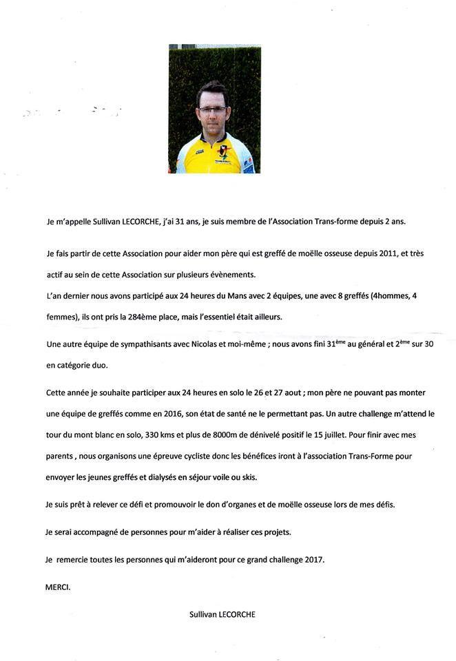 Le message de Sullivan