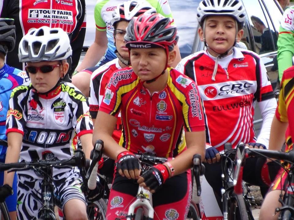 Album photos des courses ecoles de vélos et minimes et Saclay (91)