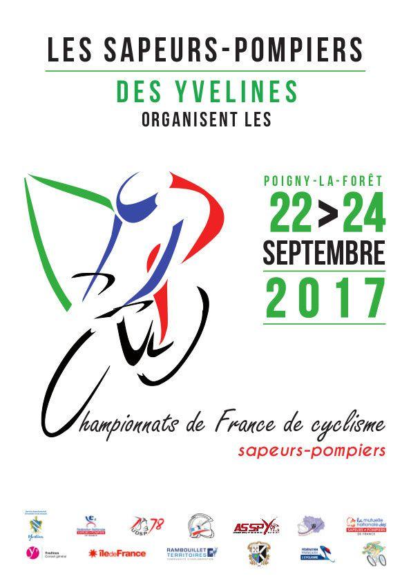 Championnat de France des sapeurs pompiers ce week-end à Poigny La Forêt (78)