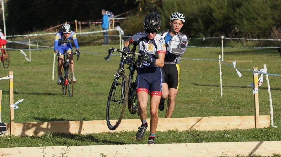 Cyclo-cross de Maintenon (28) : album photos minimes, cadets et féminines