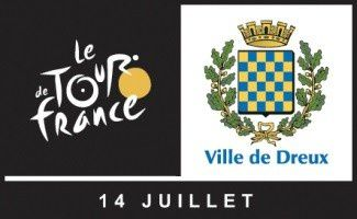 Tour de France 2018 le 14 juillet 2018 à Dreux (28) : demande de bénévoles