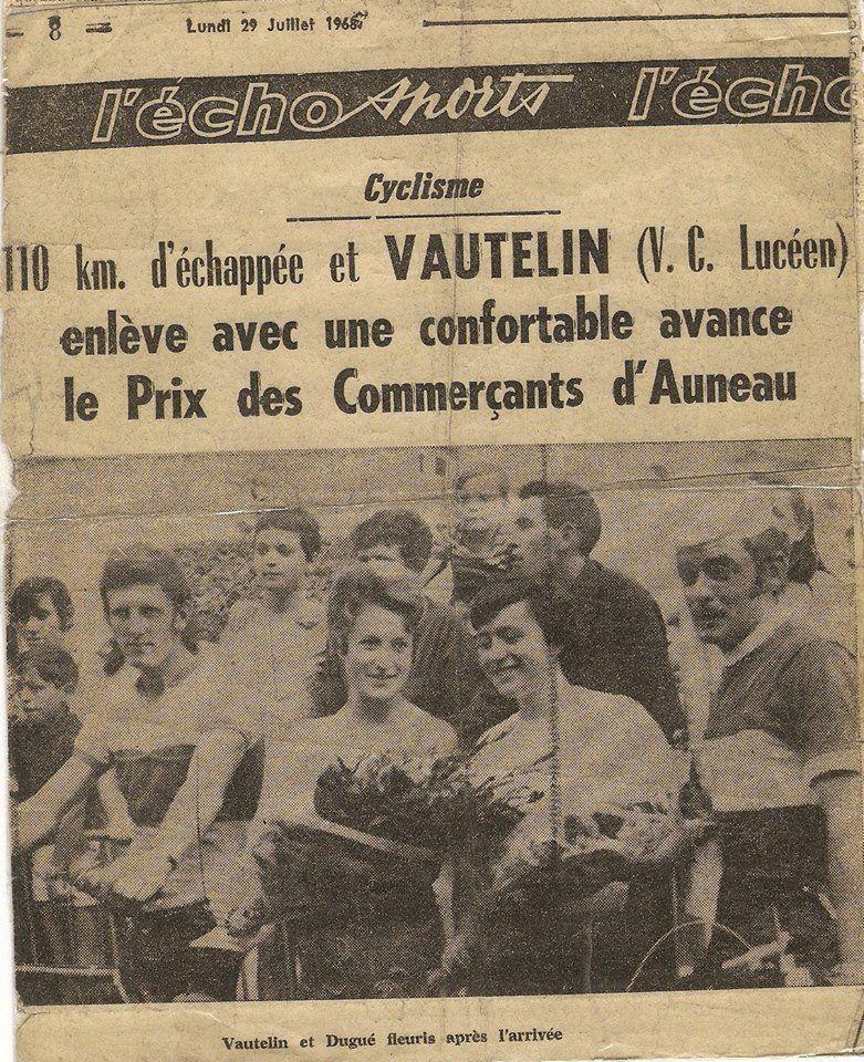 Victoire de Fabian : photo Michel