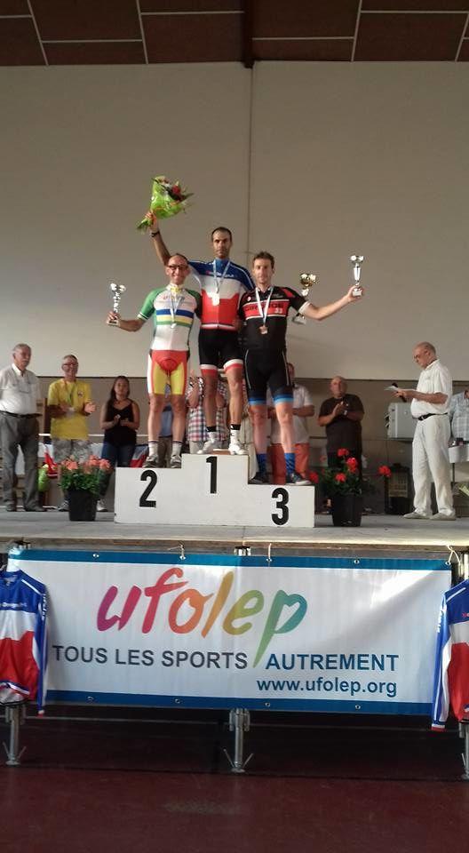 Tous les résultats du National UFOLEP à Boulogne sur Gesse (31)