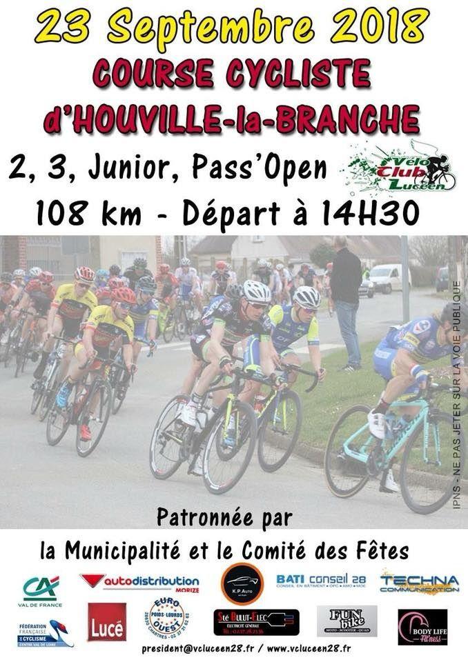 60 engagés ce dimanche 23 septembre à la 2, 3, J et PC open d'Houville La Branche (28)