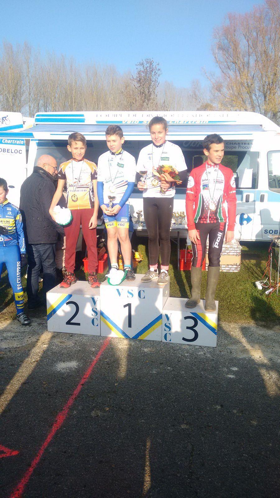Tous les classements de prélicencié à cadets du cyclo-cross de Morancez (28)