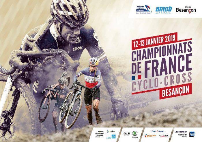 Valentin Cosnier (CCC) 31ème au championnat de France élites de Cyclo-cross