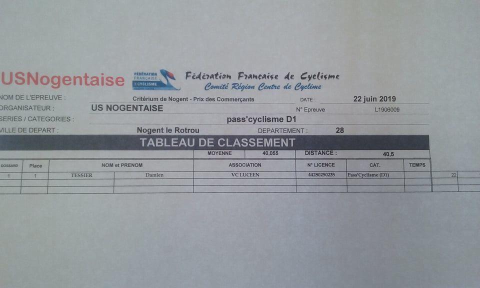 Les classements complets de la course PC de Nogent le Rotrou (28)