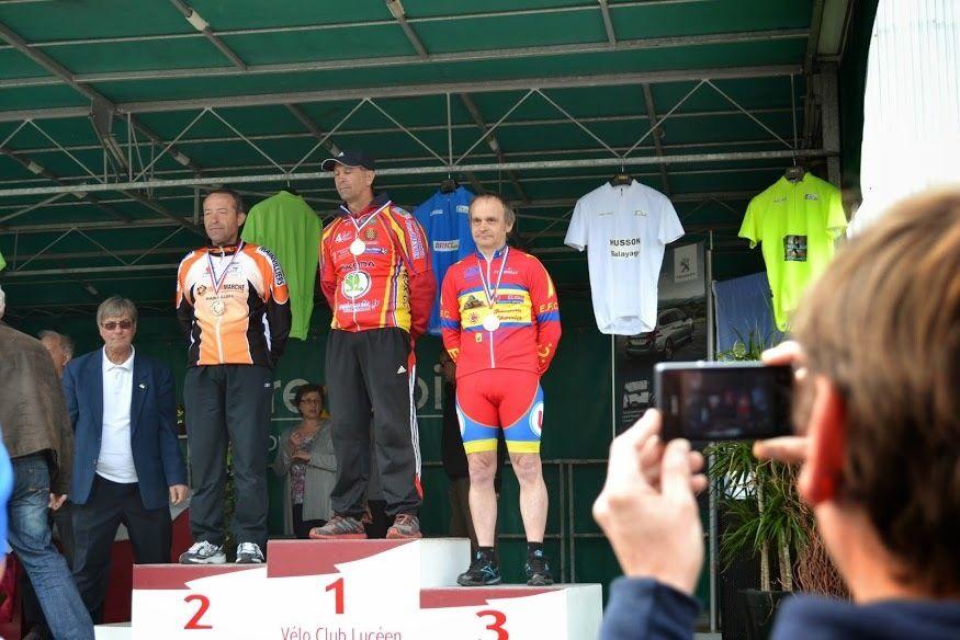Jean-Yves Daphniet champion d'Eure et Loir D4 13 avril 2014