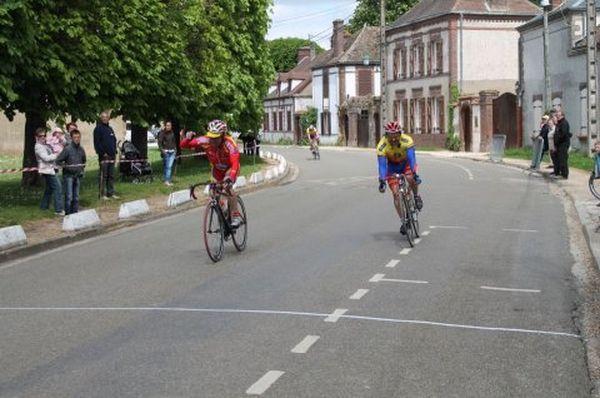 12 mai 2013 : Bruno Le Hen champion départemental UFOLEP des 40-49 ans à Abondant