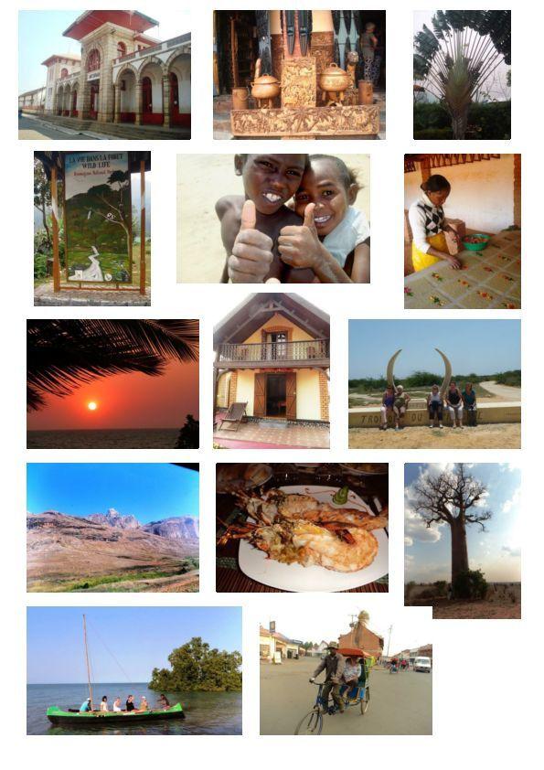 Partir en voyage à Madagascar avec l'association Mamonjy-Madagascar