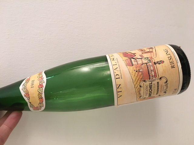 Série de vins de l'Altenberg de Bergbieten Club de La Wantzenau