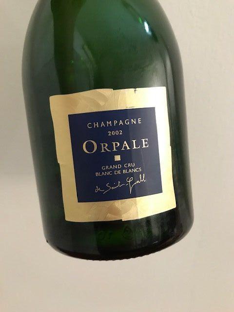 Série de Champagne à La Wantzenau