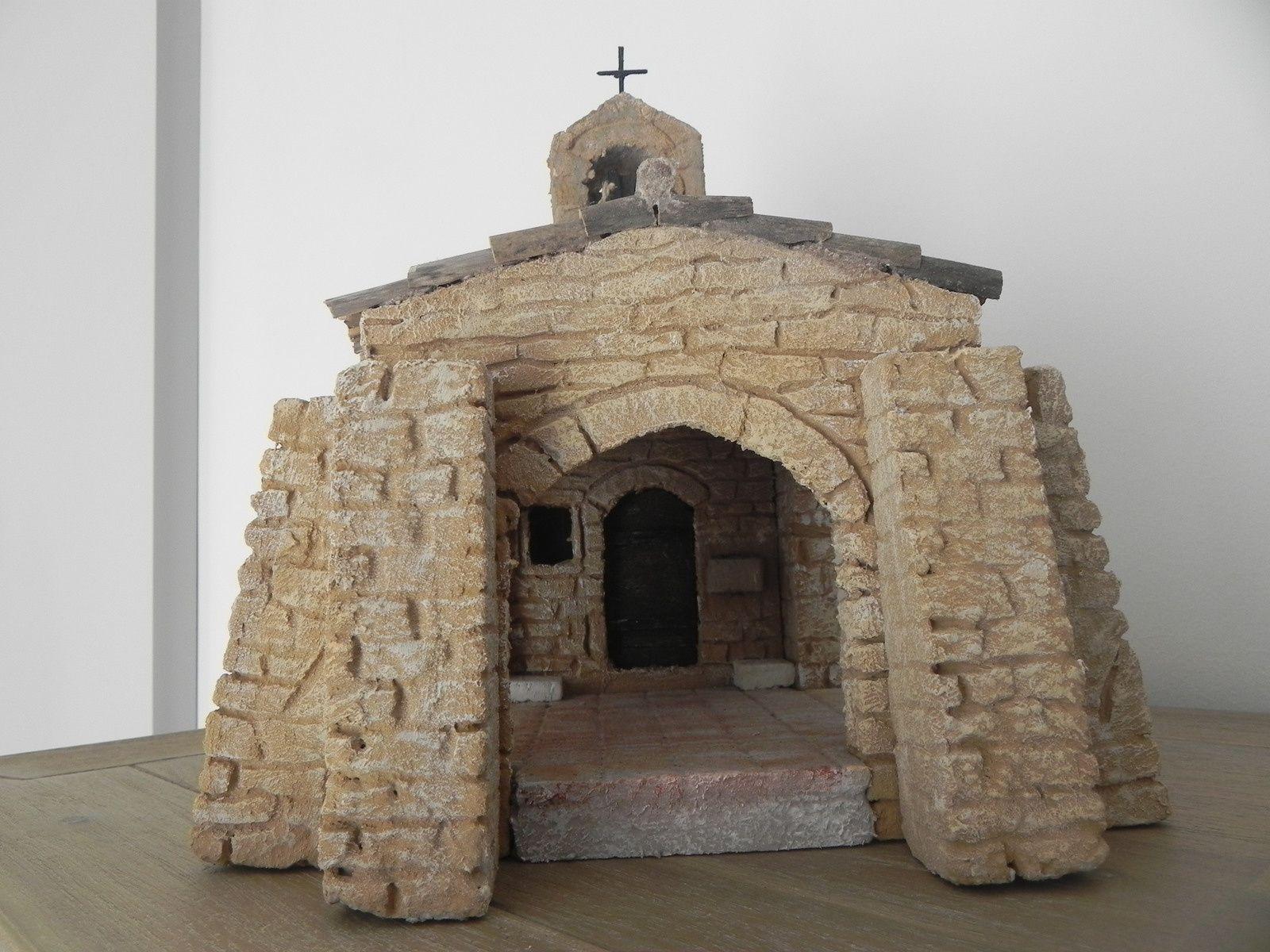 Nouveauté 2019 je me suis fortement inspiré de la chapelle ST jeaume a Lorgues