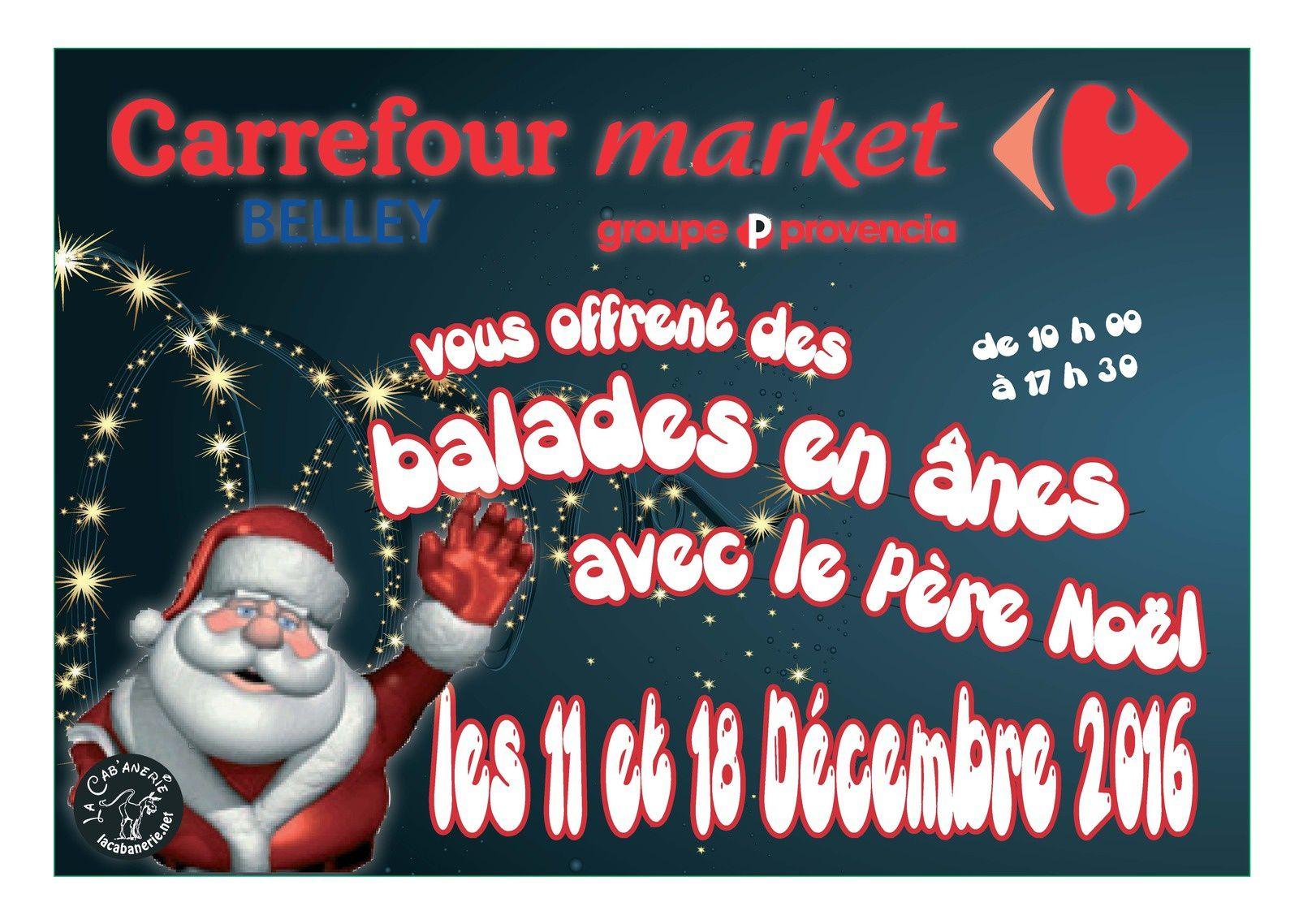 Nous serons les samedis 10 et 17 à Gamm Vert, et les dimanches 11 et 18 à Carrefour Market