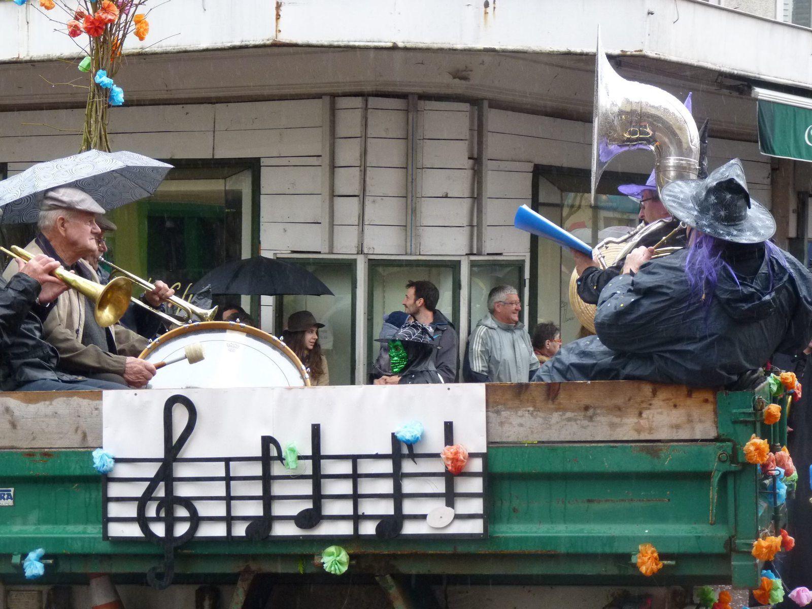 Carnaval à Belley