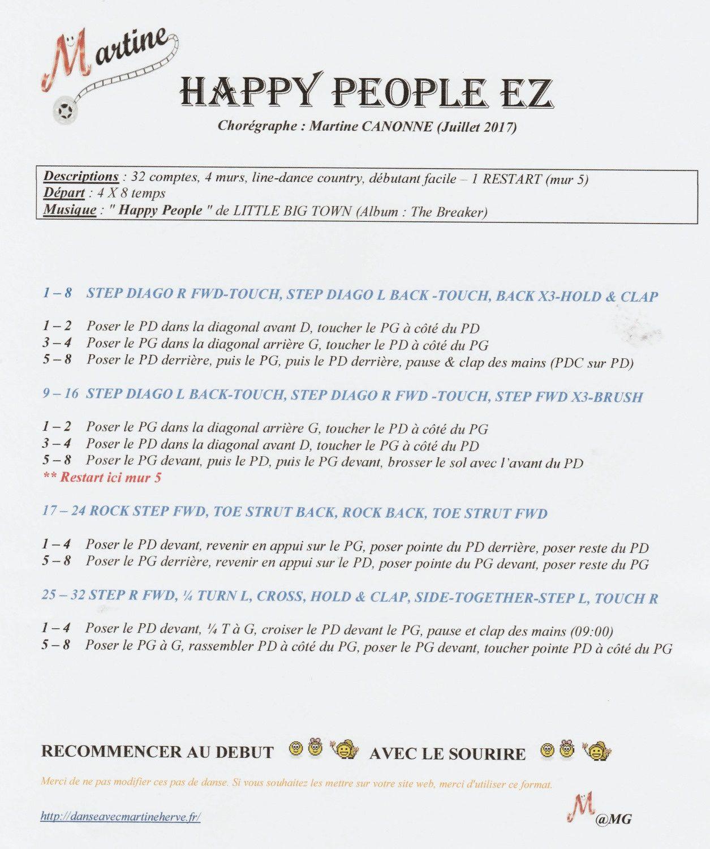HAPPY PEOPLE EZ