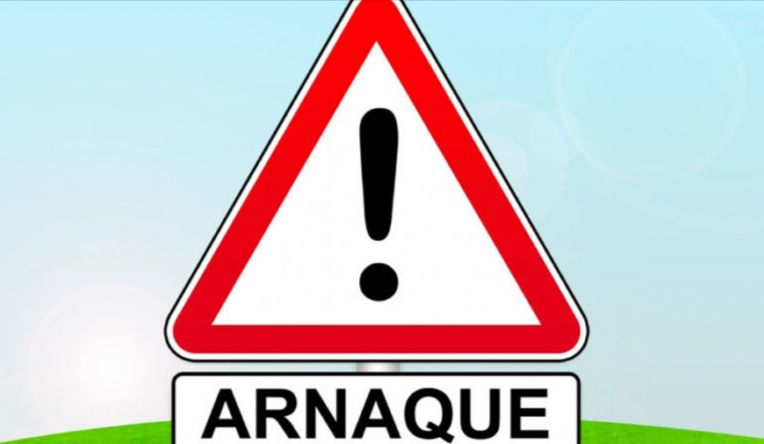 Attention : INFO DÉMARCHAGE FRAUDULEUX