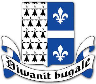 Une plaque commémorative du départ de Noël LEGAULT (LE GOFF) vers la Nouvelle-France, (le Québec d'aujourd'hui),sera posée par une délégation de ses descendants, le dimanche 29 octobre 2017, sur le mur de l'église d'Irvillac.
