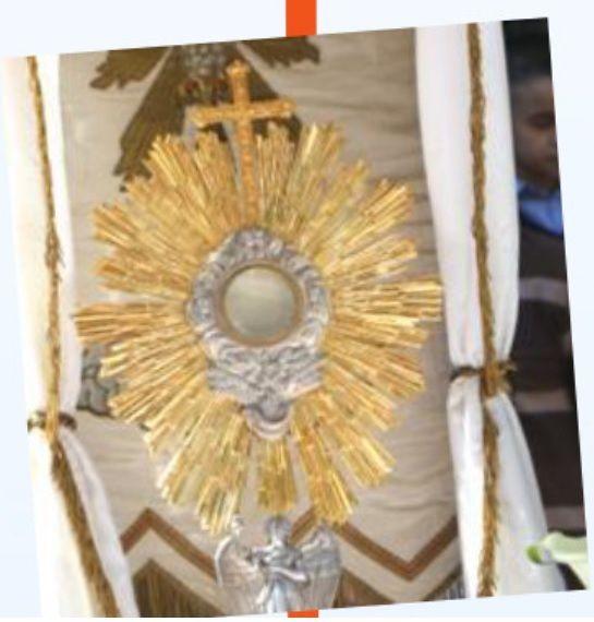 Procession de la Fête-Dieu - Journée de l'Amitié