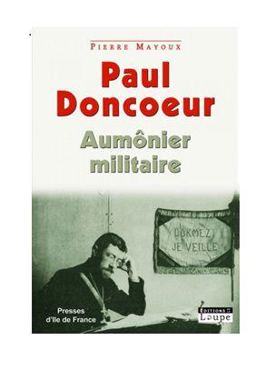 Paul Doncoeur, aumônier militaire