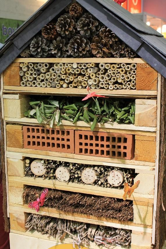 comment fabriquer une maison pour les insectes ventana blog. Black Bedroom Furniture Sets. Home Design Ideas
