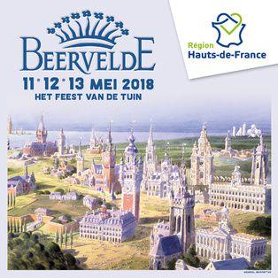 Fête aux plantes de Beervelde les 11-12-13 mai 2018