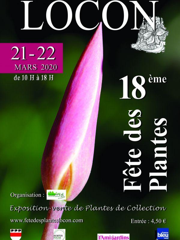 Fête des plantes en mars deci-delà en France