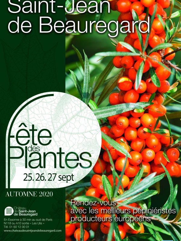 Fête des plantes en septembre 2020 de-ci delà en France et chez nos voisins Jardiniers