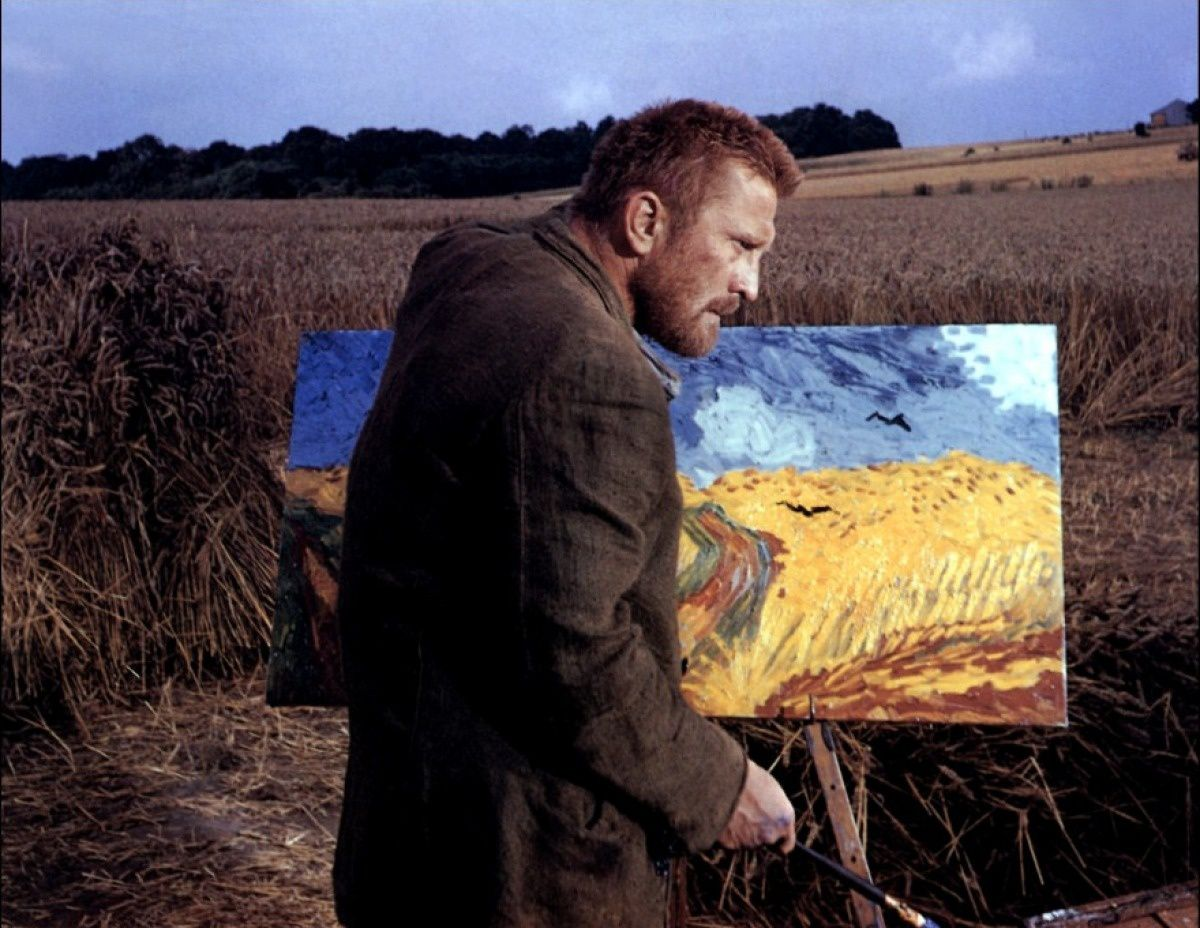 """Résultat de recherche d'images pour """"La Vie passionnée de Vincent van Gogh"""""""