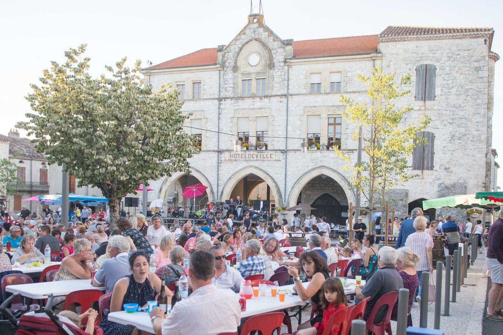 Tournon d'Agenais : Les Marchés Gourmands démarrent vendredi.