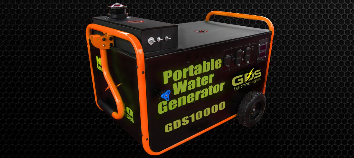 Énergie Libre : Groupe électrogène à l'eau
