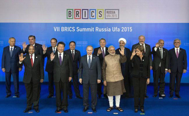 Au sommet d'Oufa, coopération à tous les niveaux entre les BRICS et les pays d'Eurasie