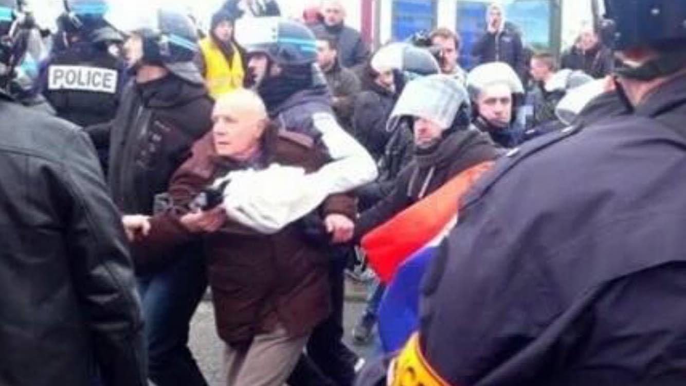 Calais : le général Christian Piquemal arrêté pour avoir manifesté contre le pouvoir Hollande